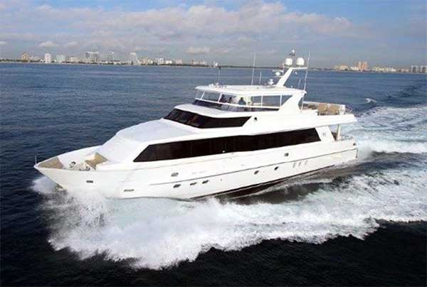 101 Motor Yacht for Sale