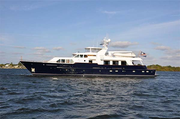 109 Feadship Motor Yacht for Sale