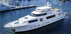 112 Westport Motor Yacht Checked Out