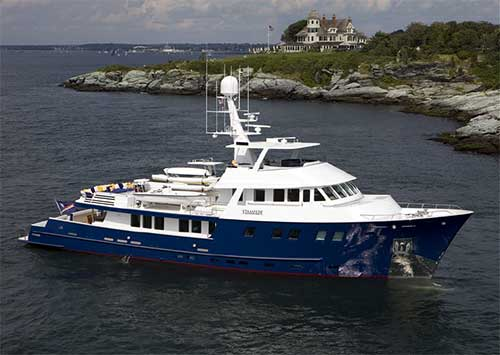 117 Motor Yacht for Sale