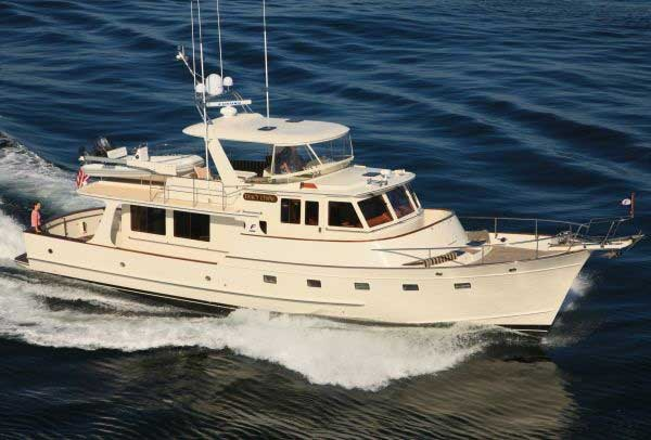 55 Fleming Motor Yacht for Sale