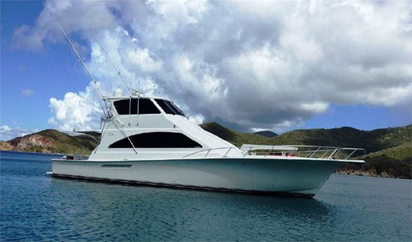 62 Ocean Yachts Sportfisherman for Sale