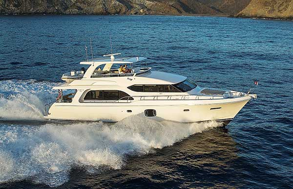 650 Hampton Motor Yacht for Sale