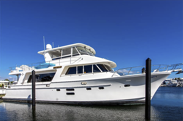112 Motor Yacht for Sale