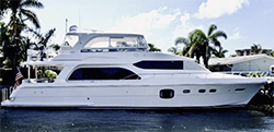 650 Hampton Pilothouse Motor Yacht for Sale | Mi'kmaq