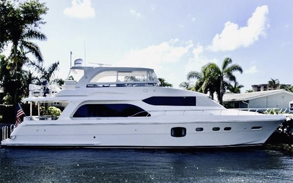 65 Hampton Motor Yacht for Sale|Mi'kmaq