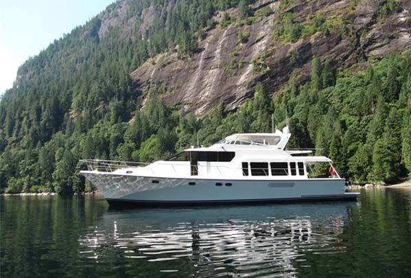 65 Pacific Mariner Motor Yacht for Sale