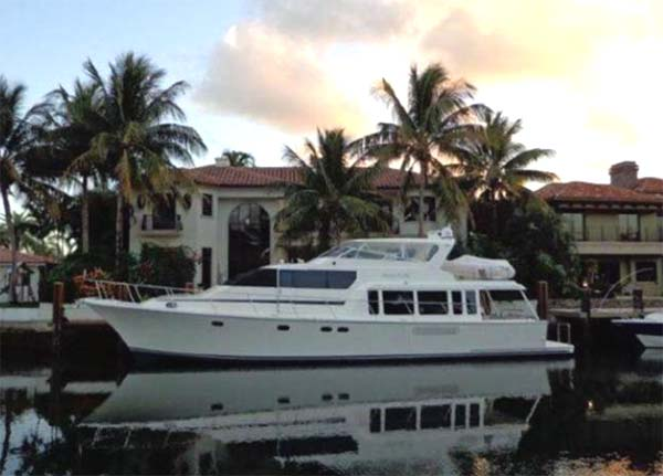 65 Pcific Mariner Motor Yacht for Sale