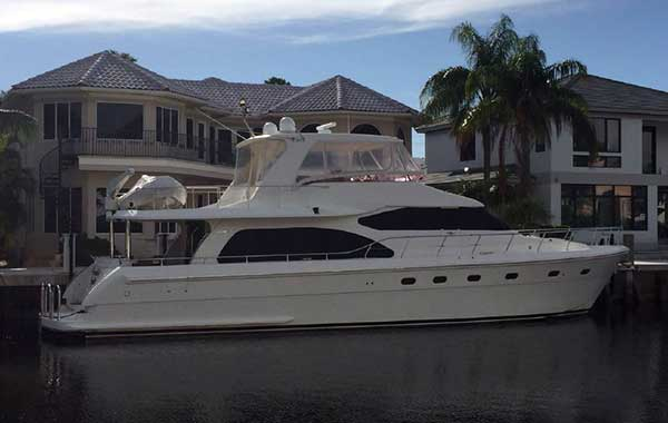 Hampton Motor Yacht for Sale