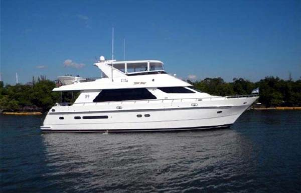 Quality yachts for sale 68 hargrave motor yacht for sale for Used motor yacht for sale