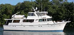 70 Hatteras Trawler for Sale