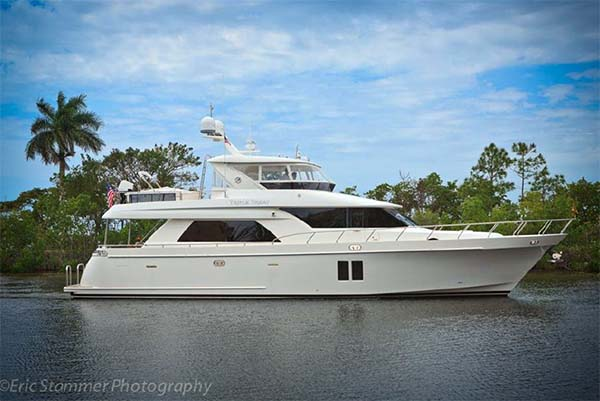 70 Ocean Alexander Motor Yacht for Sale