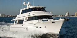 72 Hampton Motor Yacht Let It Be for Sale