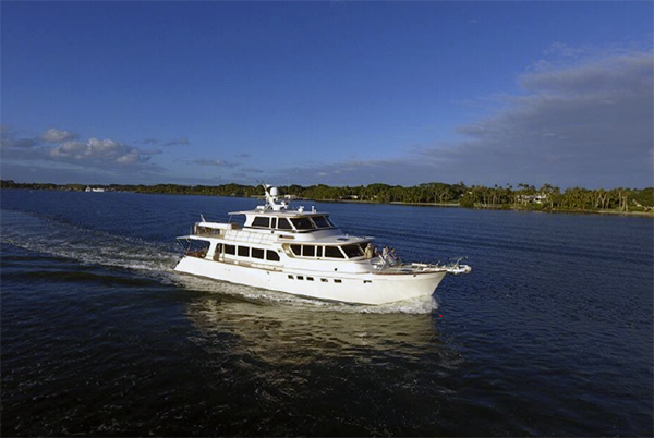 78 Marlow Motor Yacht for Sale - Chasin' Daylight