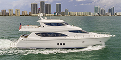 80 Hatteras Enclosed Flybridge Motor Yacht for Sale