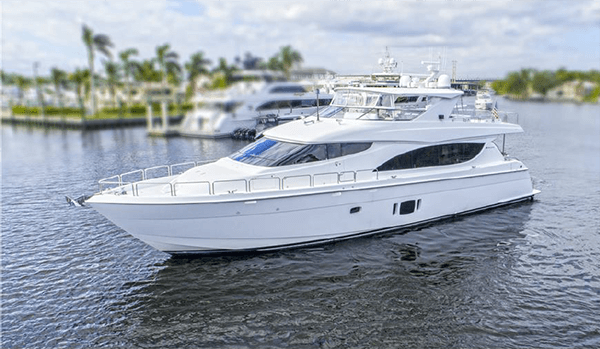 80 Hatteras Motor Yacht for Sale
