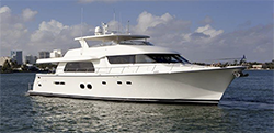 85 Pacific Mariner Motor Yacht for Sale|Seas the Moment