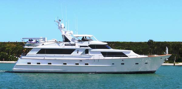 85 Broward Motor Yacht for Sale
