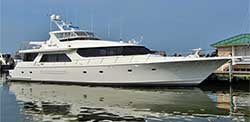 92 West Bay Motor Yacht for Sale