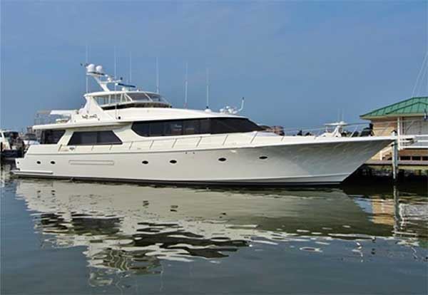 92 Motor Yacht for Sale